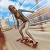 Skate Heroes . Extreme Skaters Race PRO