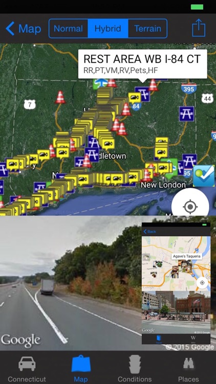 Connecticut Road Condition And Traffic Camera By Calvin Chen