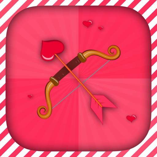 Tic Tac Toe: Cupid's Bows and Arrows PRO iOS App