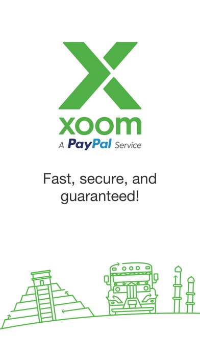 The Xoom app lets you send money, reload phones, and pay bills faster from your iOS or Android mobile device. You can also check on the status of your transactions wherever you go using your phone.