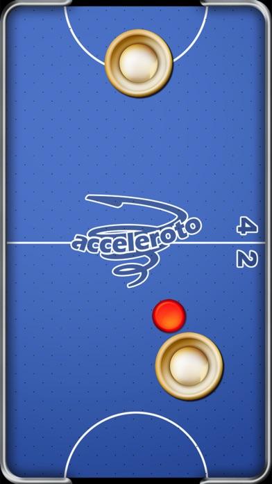 Screenshot of Air Hockey Gold3