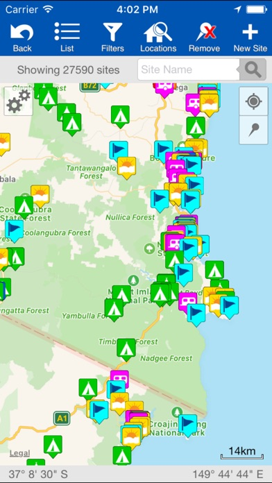 download WikiCamps Australia apps 0