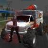 Truck Driving Zombie Road Kill zombie road