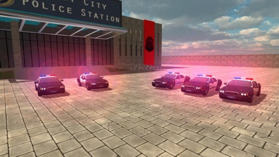 Screenshot #5 for Police BMX Rider: Crime