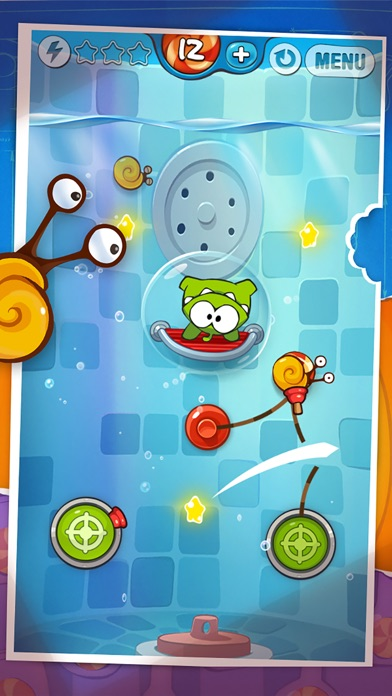 Screenshot #4 for Cut the Rope: Experiments ™