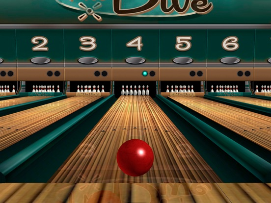 PBA® Bowling Challenge на iPad
