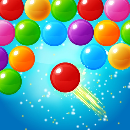 Blast Bubble POP -Wish For Shooter Puzzle iOS App