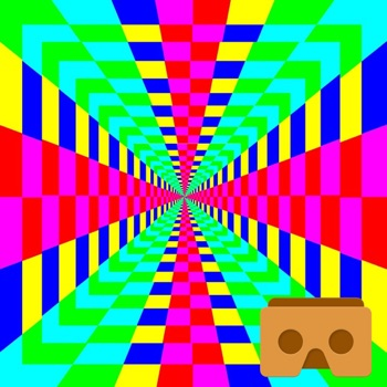 VR Trippy for Google Cardboard - VR Games for iPhone