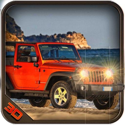 Safari Rider – 4x4 Jeep Uphill Drive Adventure