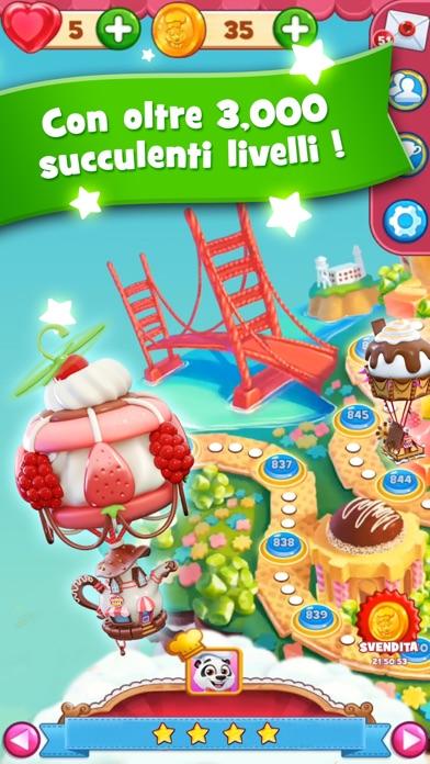 Screenshot of Cookie Jam - Match-3 Giochi3