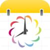 atWork Zeiterfassung mit Überstunden Stundenzettel