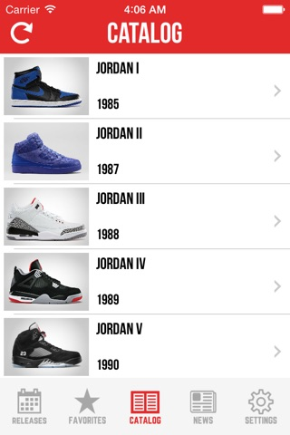 Sneaker Crush Pro: Air Jordan & Nike Release Dates screenshot 4