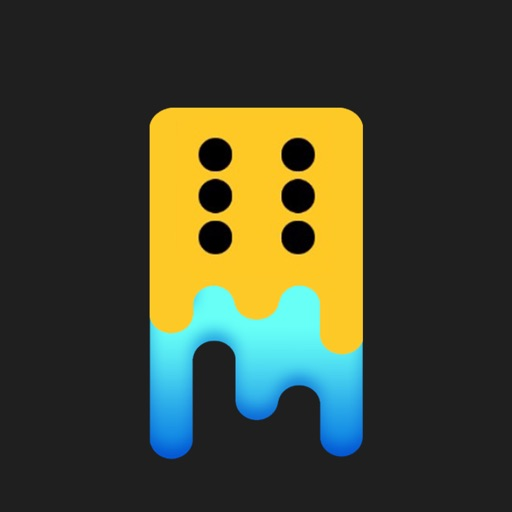 Merge Dice: Match 3 Puzzle Simple Fun Colorful Icon