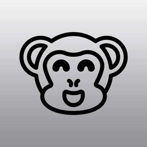 ChimpKey -  Internet Search Keyboard iOS App
