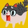 貓小盒 - 動畫貼圖