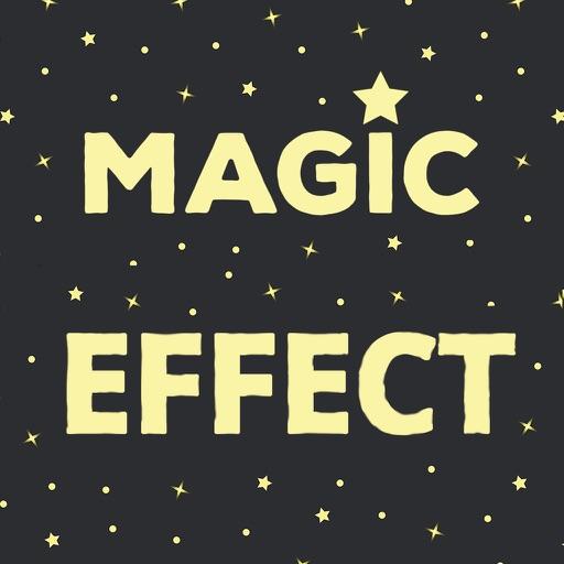 Magic Effect - Unique Photo Filter iOS App