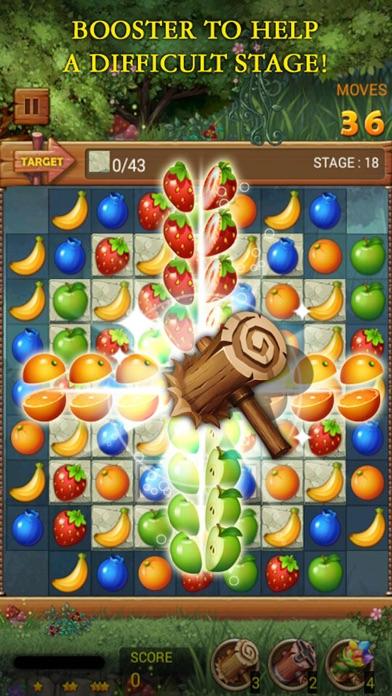 Фруктовый лес: Радужное яблоко Скриншоты4