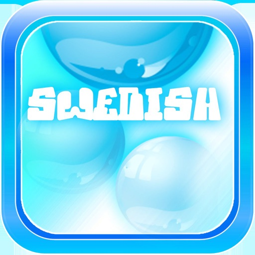 Swedish Bubble Bath: Learn Swedish iOS App