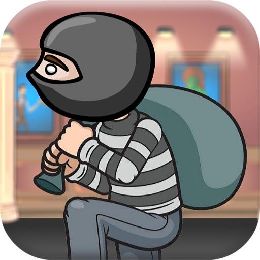 Thief Bob - Amazing Adventure Game iOS App