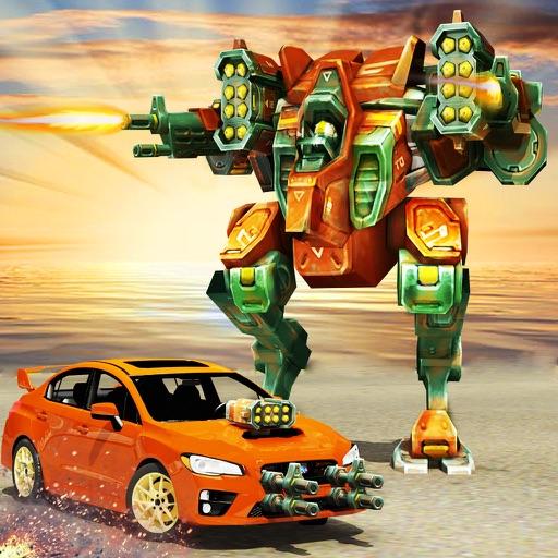 Car Robot Transform - Strike War iOS App