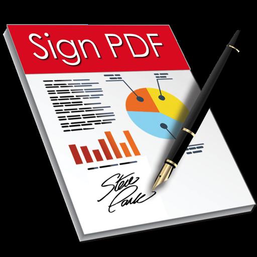 电子签名工具 Sign PDF For Mac