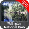 Wellington National Park GPS charts Navigator