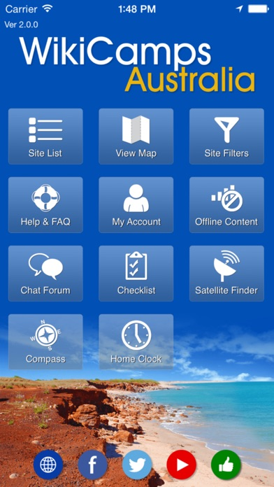 download WikiCamps Australia apps 1