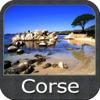 Boating Corsica (Corse) GPS nautical chart fishing