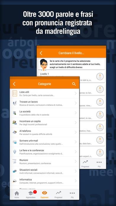 Screenshot of Imparare il Business English4