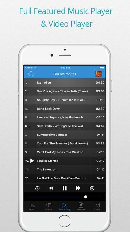 SoundTube - برامج تحميل اغانى للايفون