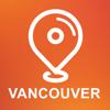 Vancouver, Canada - Offline Car GPS App