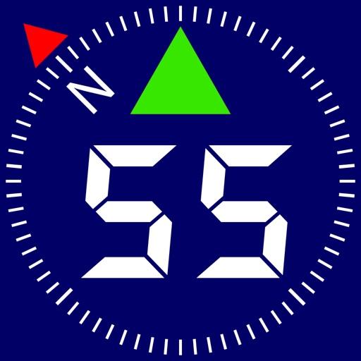 Compass 55. GPS tactical nav tool kit, offline map App Ranking & Review