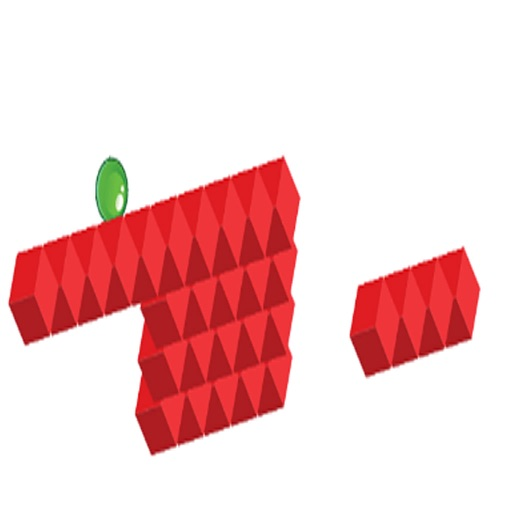 Jumper Cube - Go To The End iOS App