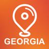 Georgia - Offline Car GPS App