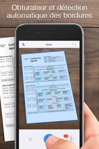 Scanner App - PDF Document Scan screenshot 1