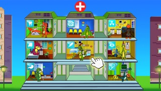 download Dino Hospital - Hospital dino  libre  educac apps 4