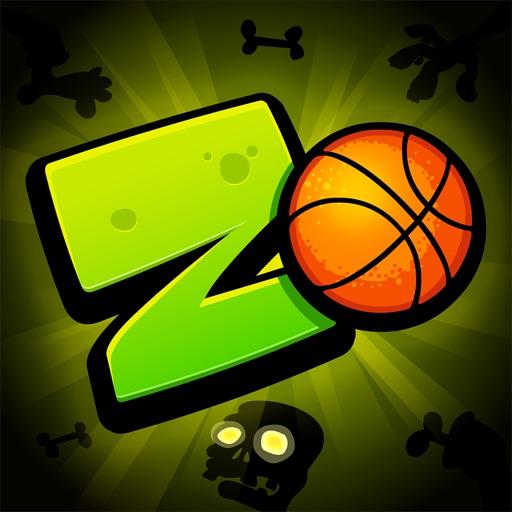粉碎僵尸篮球 — 塔防!(Zombie Smash Basketball)