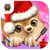 Christmas Animal Hair Salon 2 - No Ads