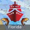 Florida Fishing : Lake Maps & Gps Nautical  Charts