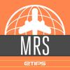 Marseille Guide de Voyage avec Cartes Offline
