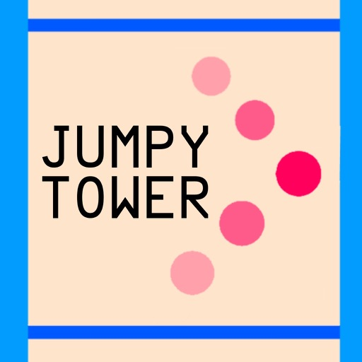 Jumpy Tower iOS App