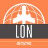 Londres Guía de Viaje con Mapa Offline