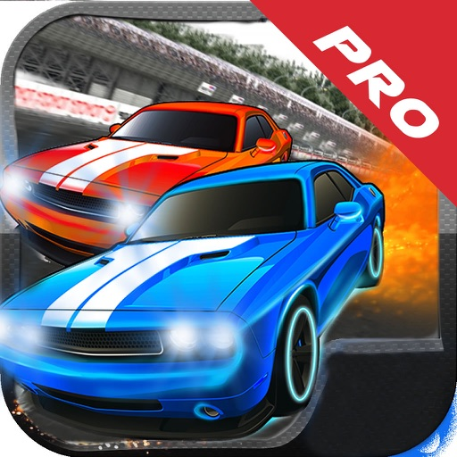 Accelerate Race Goal PRO:A Black Strike Road iOS App
