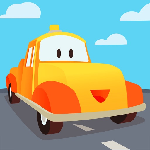 Tom the Tow Truck of Car City - Mini Mango