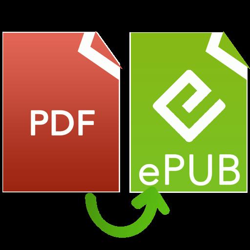 PDF to EPUB Pro eBook & Document Converter