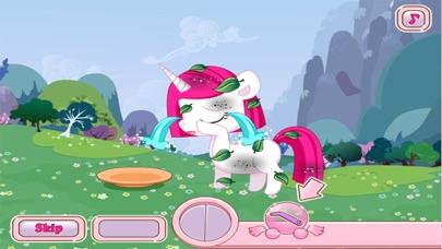لعبة مغامرات الحصان الصغيرلقطة شاشة1