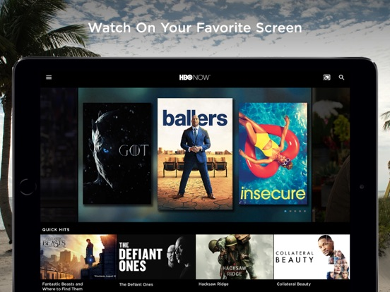 Screenshot #3 for HBO NOW: Stream original series, hit movies & more