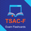 Huong Le - TSAC-F Exam Flashcards 2017 Edition artwork