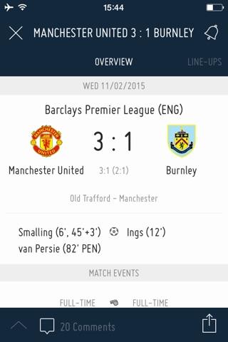 FIFA Official App screenshot 2