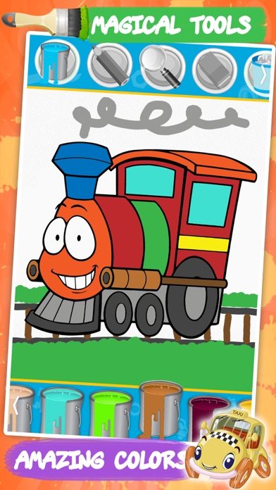 Best Coloring Book Cars On The App Store